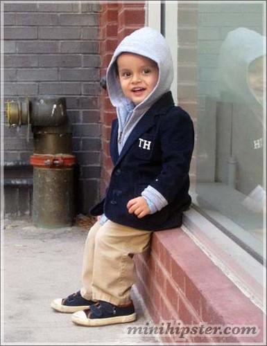 Benjamin... MiniHipster.com: kids street fashion (mini hipster .com)