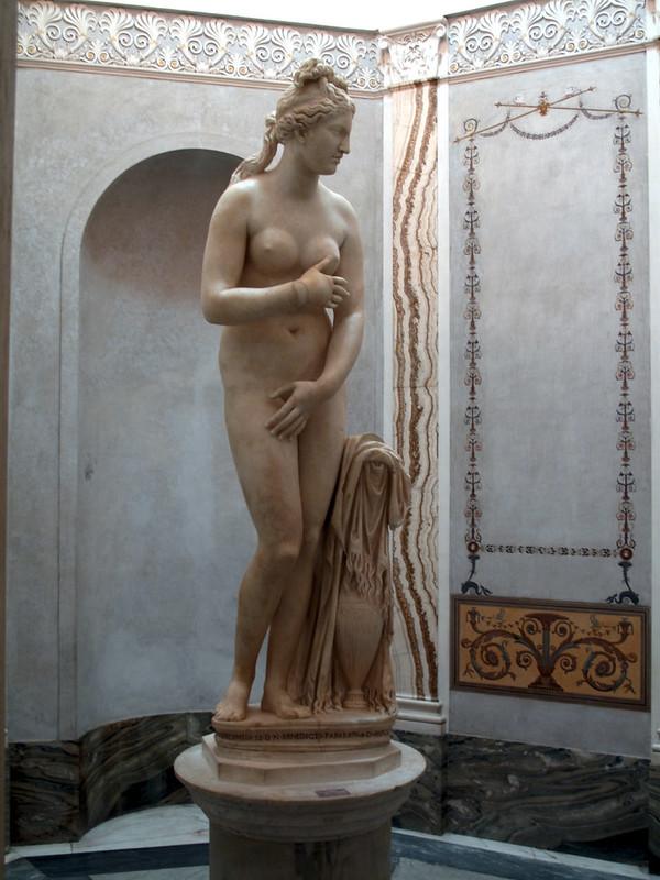 Capitoline Venus (I)