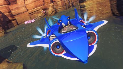 SEGA Releases a New Sonic & SEGA All-Stars Racing Transformed Trailer for Comic-Con