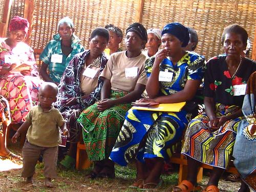 Human Rights Training - Femmes en Détresse