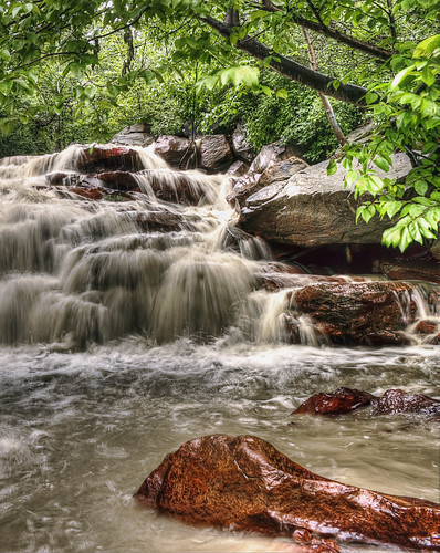 water rock waterfall rocks 1855mm hdr photomatix mirrorless hdrextremes hdraddicted flickhdr sonynex5n paintfalls
