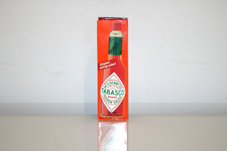 13 - Zutat Tabasco / Ingredient tabasco