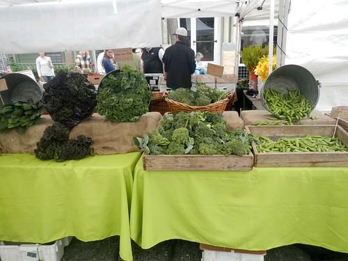 Green Veggies, Giant Peas