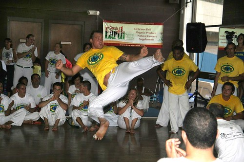 Capoeira Encounter