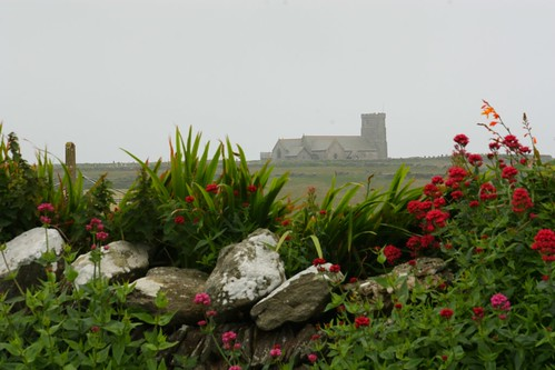 The Church at Tintagel