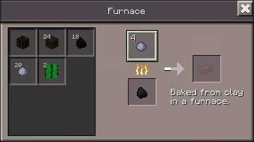 Pocket Edition Furnace Update