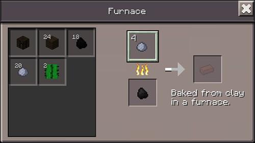 Pocket Edition Furnace Update