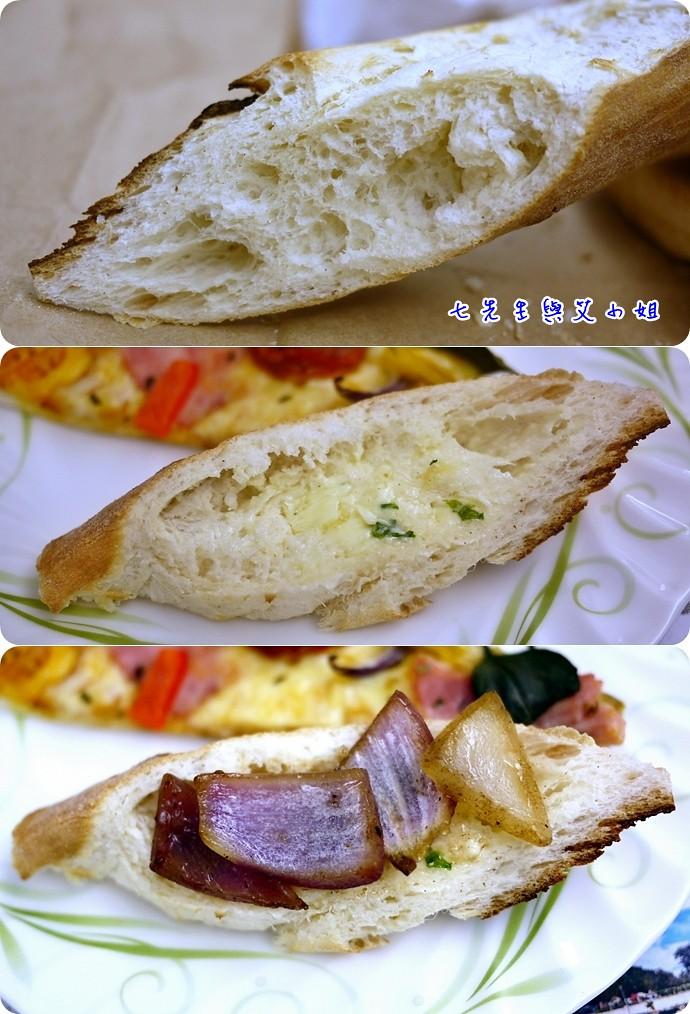 13 手工麵包很百搭