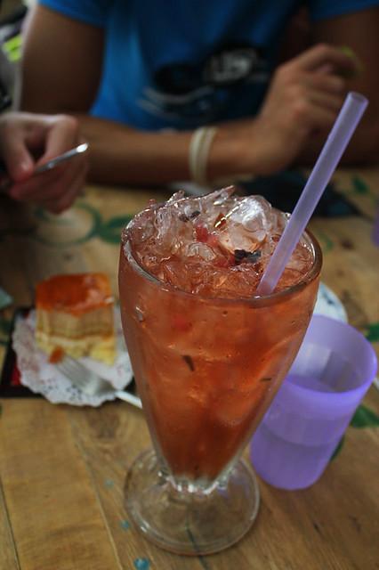Eté Cafe - Summer Berry Tea