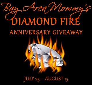 Bay Area Mommy 1 blog anniversary