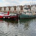 Boats on Greenland Dock