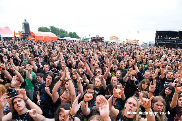 metal mouth metal gigs bloodstock jagermeister stage 2012 line up announced