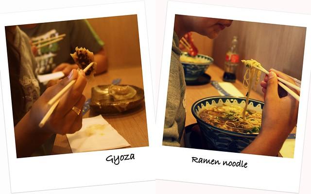 Gyoza & Ramen Noodle