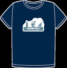 GUADEC 2012 Attendant T-Shirt