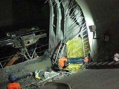 CM019 - Waterproofing Installation in Escalator Wellway 2 Cavern Interface (07-23-2012)