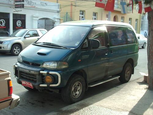 Mitsubishi Delica Punta Arenas