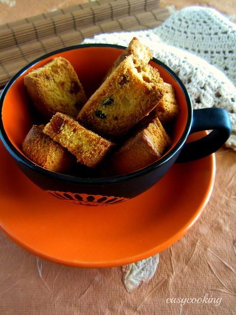 Bakery Style Tea Rusk