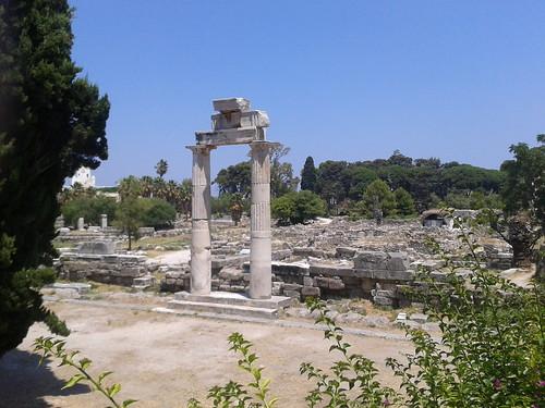 Kos Ancient Agora