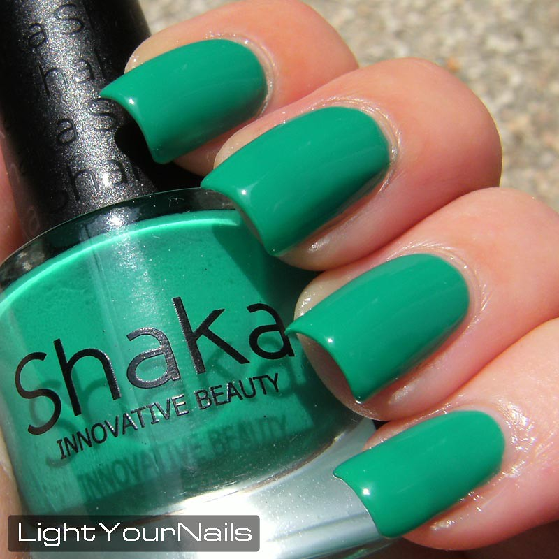 Shaka Pop Green