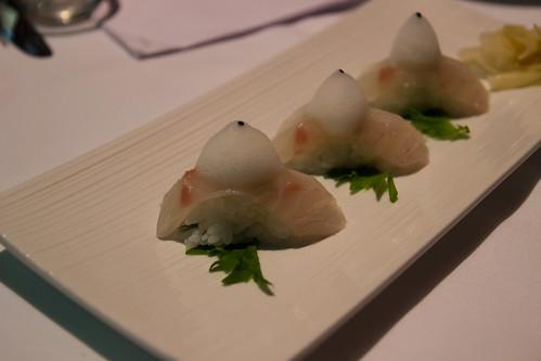 Japanese Snapper at Emilia Romagna
