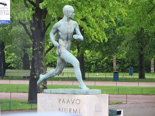 Paavo Nurmi, atletismo, Finlandia, Juegos olimpicos