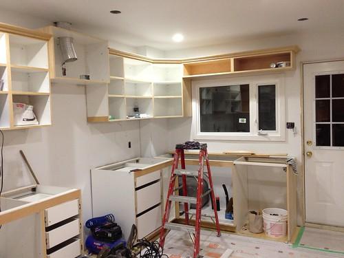 Nifty window cabinets