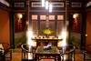 珠山17號民宿(校長的家)前落大廳維持傳統樣貌