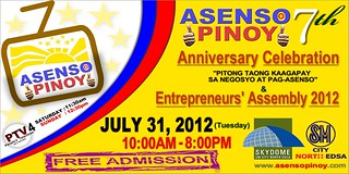 Asenso Pinoy 7th Anniv