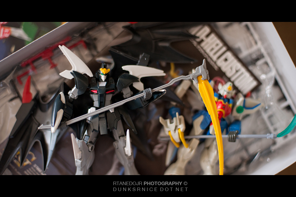 Gundam.