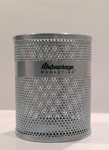 AAdvantage logo pen holder