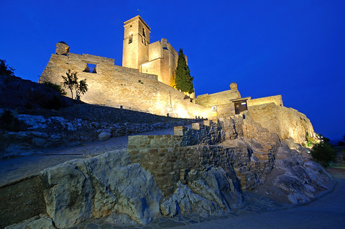 Castillo de Benabarre 01