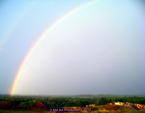 Rainbow..