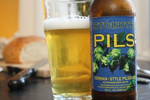 Stoudt's Pils