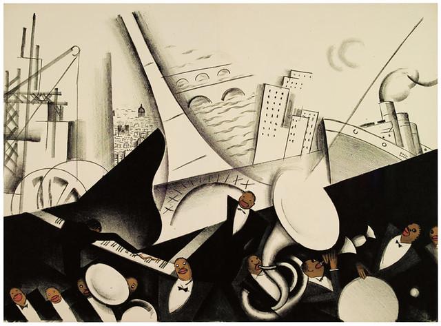 Paul Colin. Paris Jazz