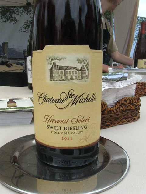 Harvest Select Sweet Riesling