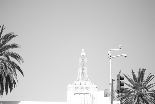 Black and White Hollywood