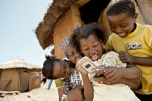 Africas mobile phone industry booming 1