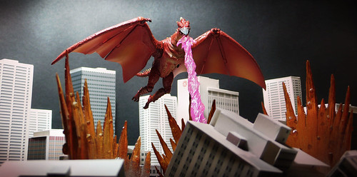 Fire Rodan (S.H.Monster Arts)