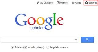 Scholar preferences