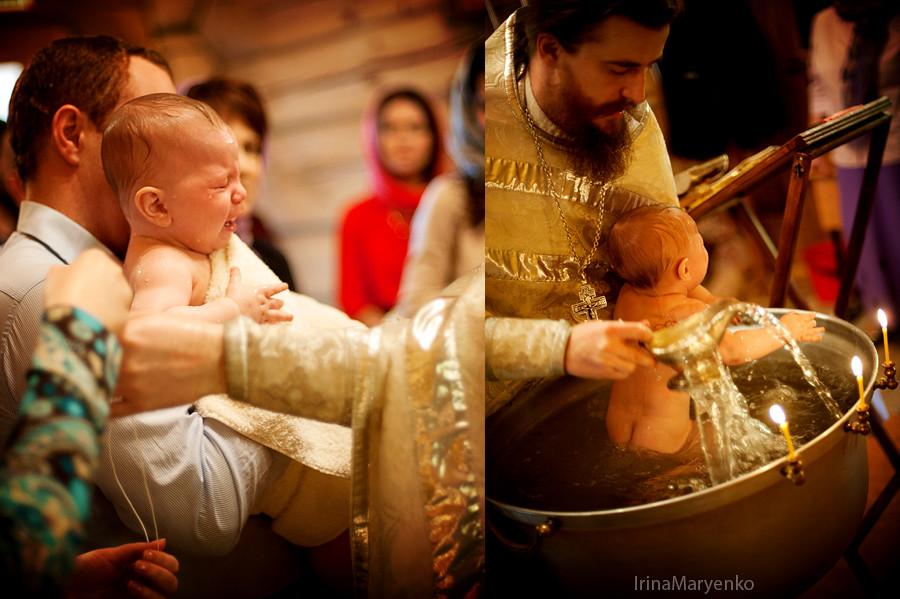 Крестины Миши, фотосъемка до и после. Фотограф Ирина Марьенко. Fotostomp.ru