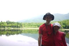 One of the lakes on the five lake walk on the Shiretoko Peninsula (Hokkaido, Japan)