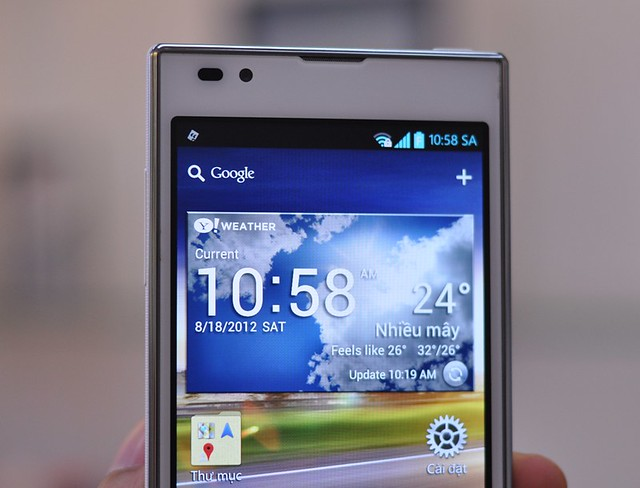 Dịch vụ cài đặt LG Optimus LTE2 F160S
