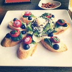 Bruschetta #fresh #salad #foodporn #healthy