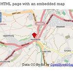 Online geocoding
