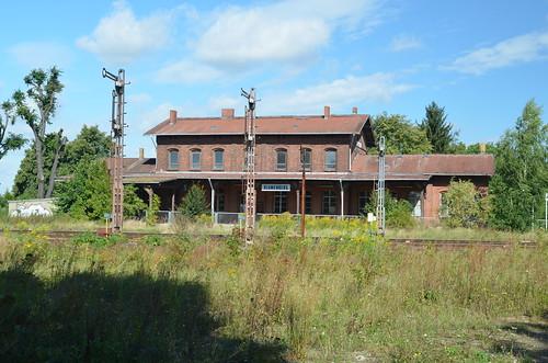 Bahnhof Blumenberg