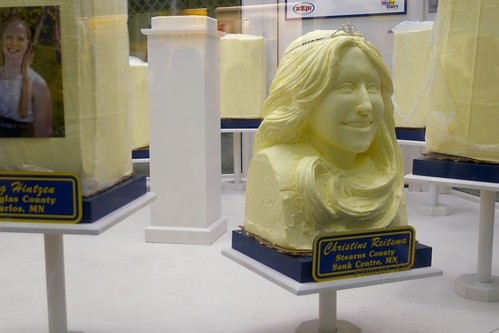 Dairy Princess by pstapp222 butter sculpture minnesota state fair