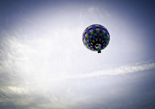 Hot Air Early Morning