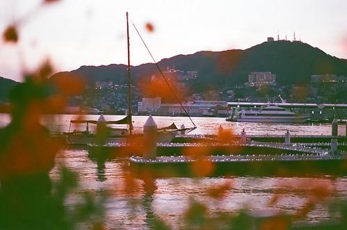 dejima wharf.
