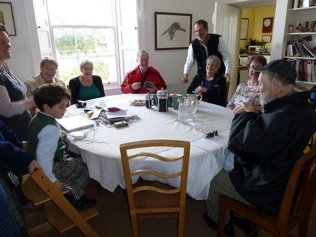 Hospitality at Rentonhall, Haddington