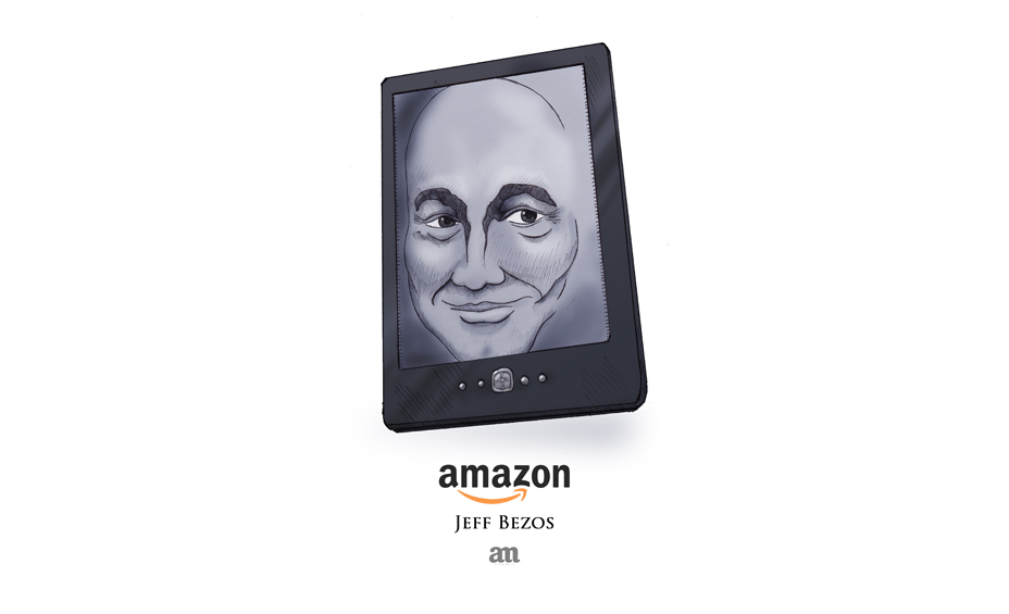 "Amazon - ""technofaces"""